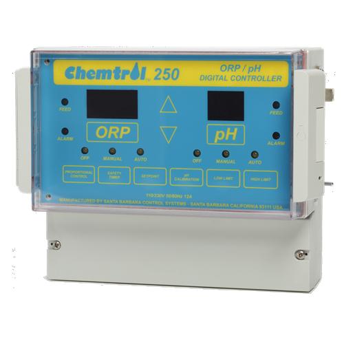 Chemtrol Category Image - CHEMTROL® CH250 ORP/pH Digital Controller