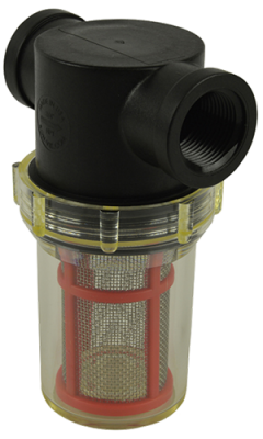 Chemtrol Product - In-line strainer
