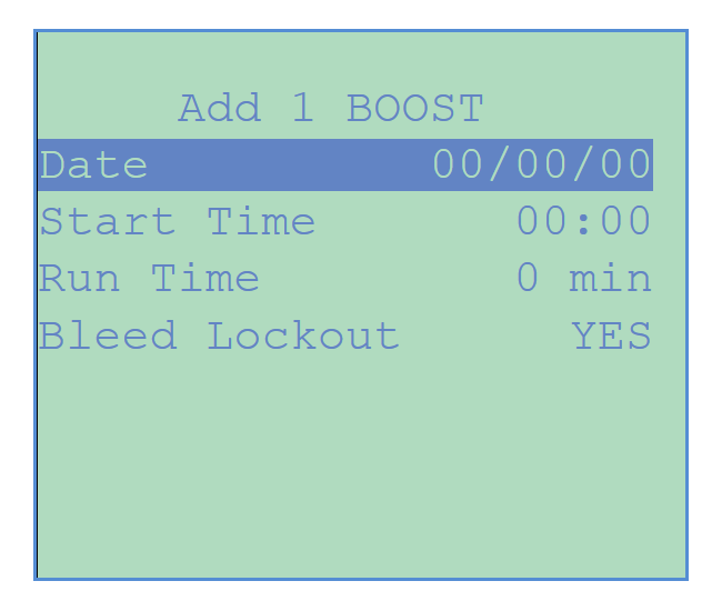 Chemtrol Category Image - Scheduled Booster