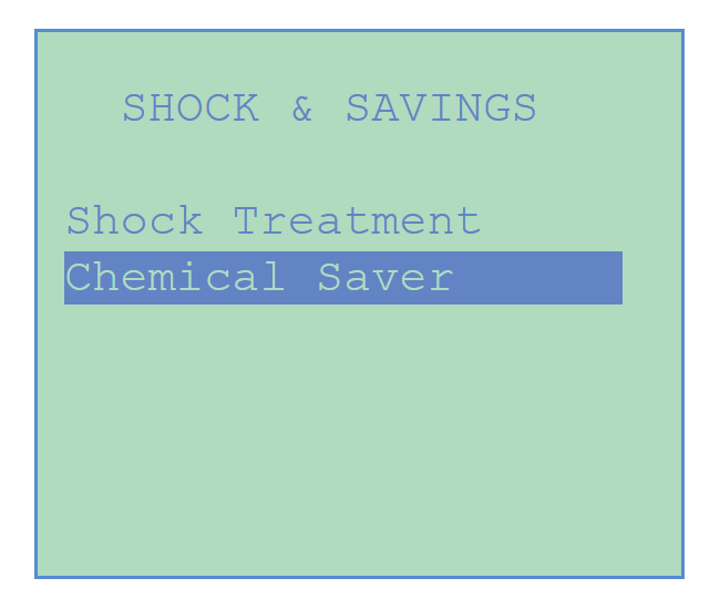 Chemtrol Category Image - Chemical Saver Program