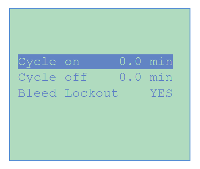 Chemtrol Category Image - Cycle Timer