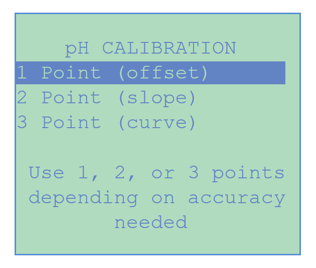 Chemtrol Category Image - 10-Second Calibration