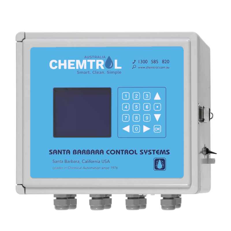 Chemtrol Product - PC110 PROGRAMMABLE CONTROLLER