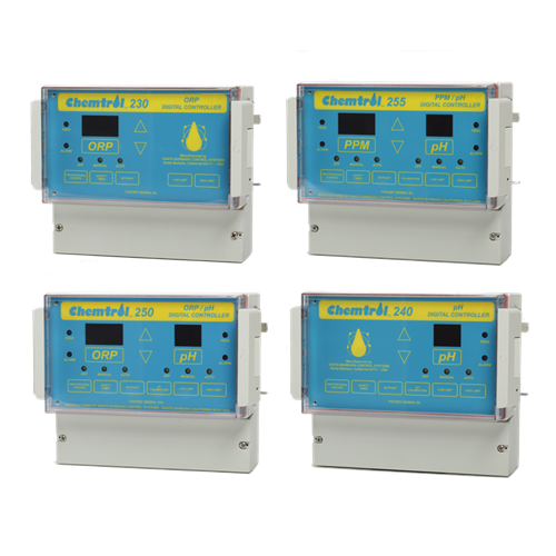 Chemtrol Category Image - Digital Controllers