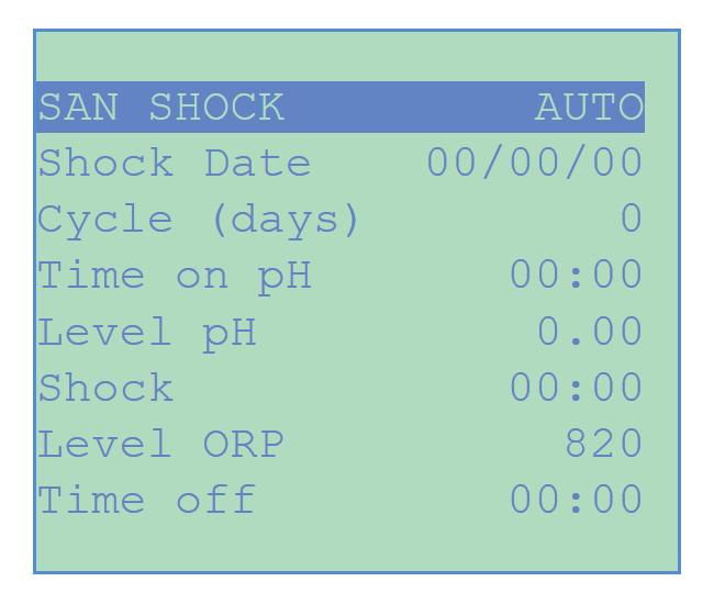 Chemtrol Category Image - Shock Treatment Program